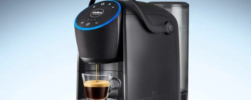 Lavazza Voicy with Alexa is already available on the market. Source: PuntoInformatico