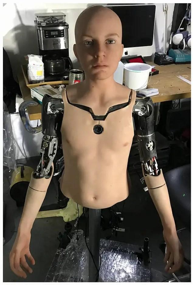 Abel robot