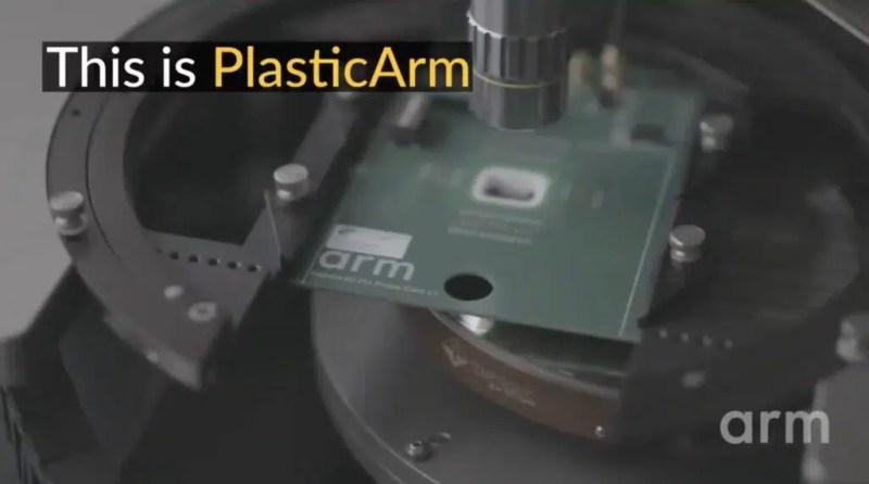 arm plastic