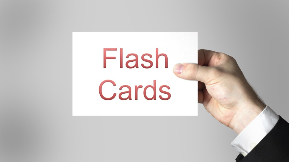 CompTIA Flash Cards for Rapid Learning and Retention