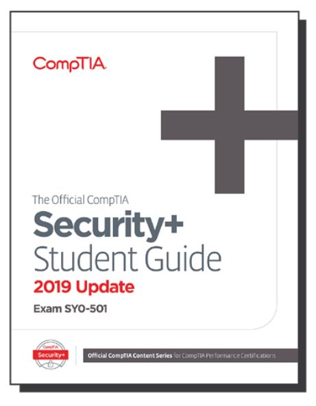 COMPTIA SECURITY+ SY0-501 COURSE