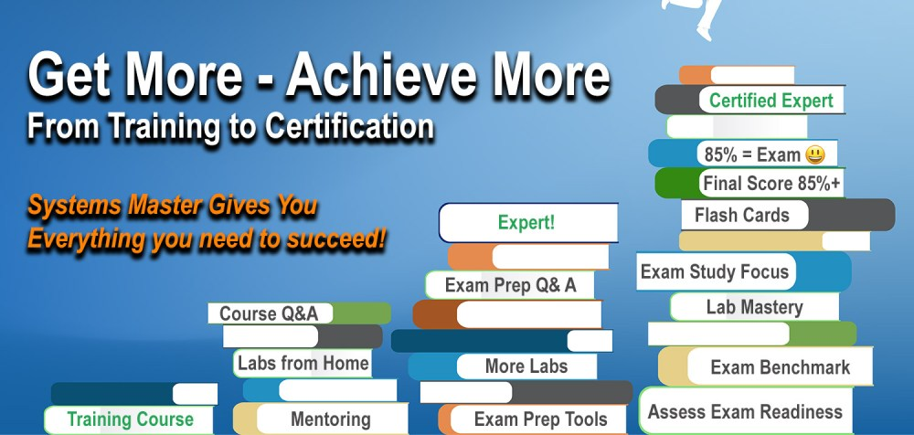 CompTIA & Microsoft from Training to Crtification