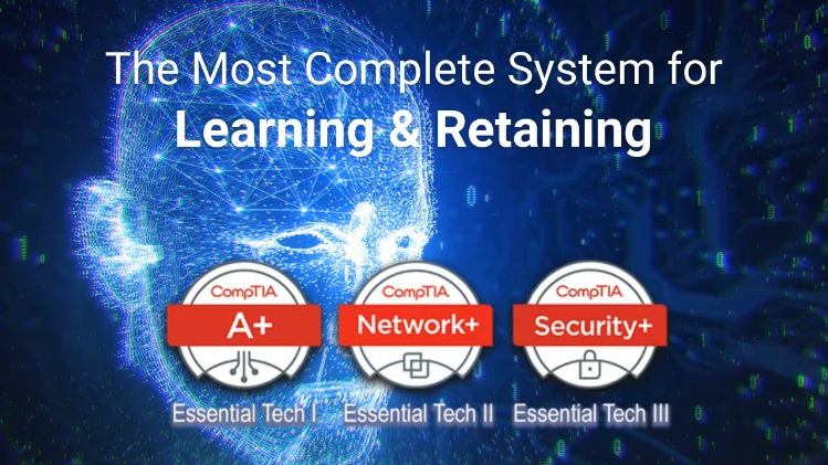 CompTIA CertMaster, not cheap but exceptional.