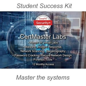 CompTIA Security+ CertMaster Labs Master the systems