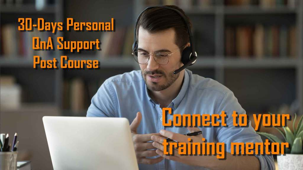 Connect to your training mentor