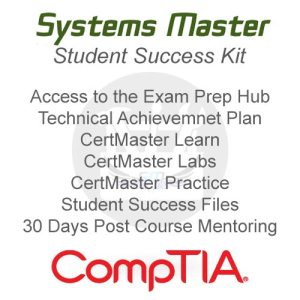 CompTIA Student Success Kit Content from Systems Master