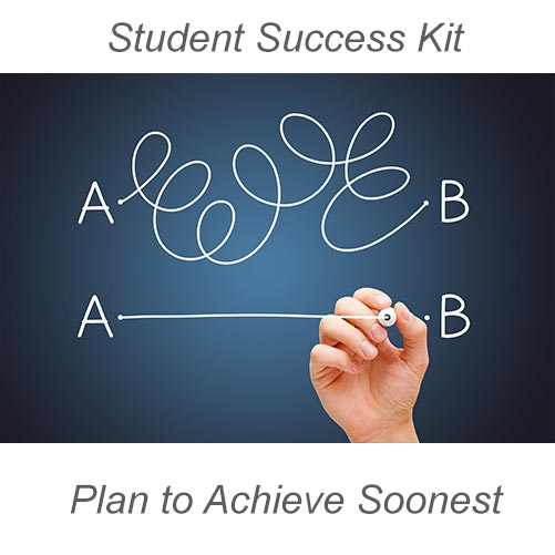 Student Success Kit Plane