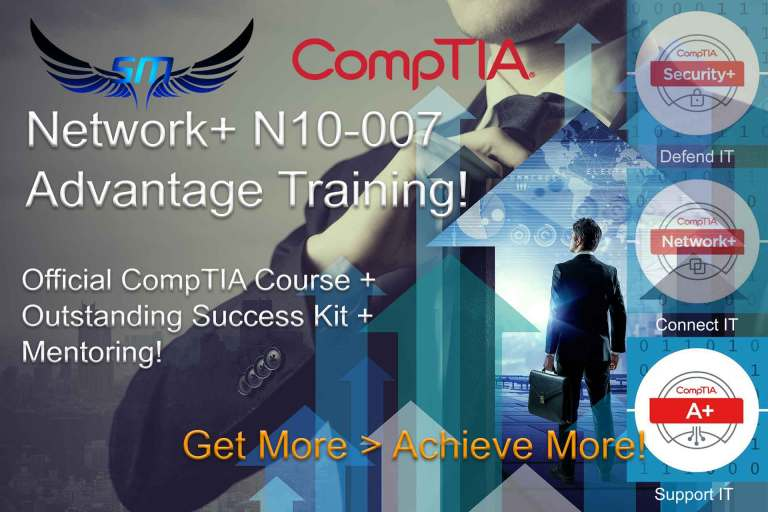 Outstanding 220-1001 and 220-1002-training with everything you need to succeed with CompTIA A+