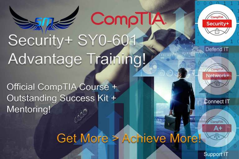 Advantage Training get more Security+ Master