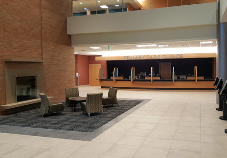 Eugene VA Community Based Outpatient Clinic - Systems West Engineers