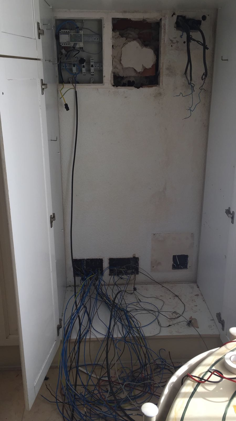 medium resolution of  however we will always do our very best to ensure that your home is rewired as quickly as possible keeping disruption and mess to an absolute minimum
