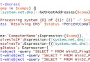PowerShell Code – Hostname to IP Address