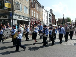 """Syston Join Leek for """"Club Day"""""""