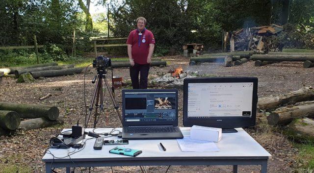 Tech Check for the District Virtual Campfire