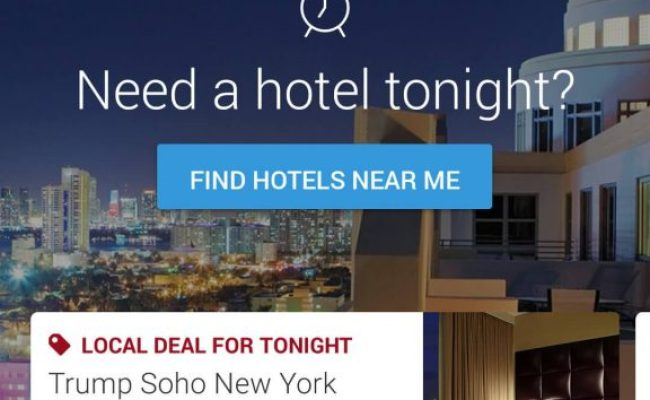 The 10 Last Minute Hotel Booking Apps In 2018 Dokter Andalan