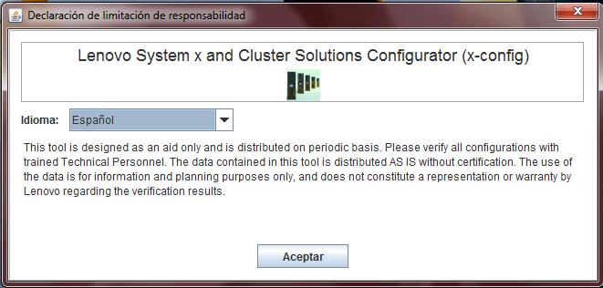Reciclar configuraciones en x-config