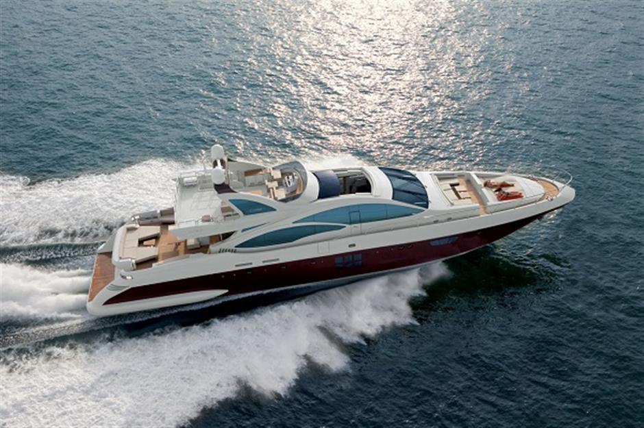 Used Azimut Yachts For Sale View Yachts SYS Yacht Sales