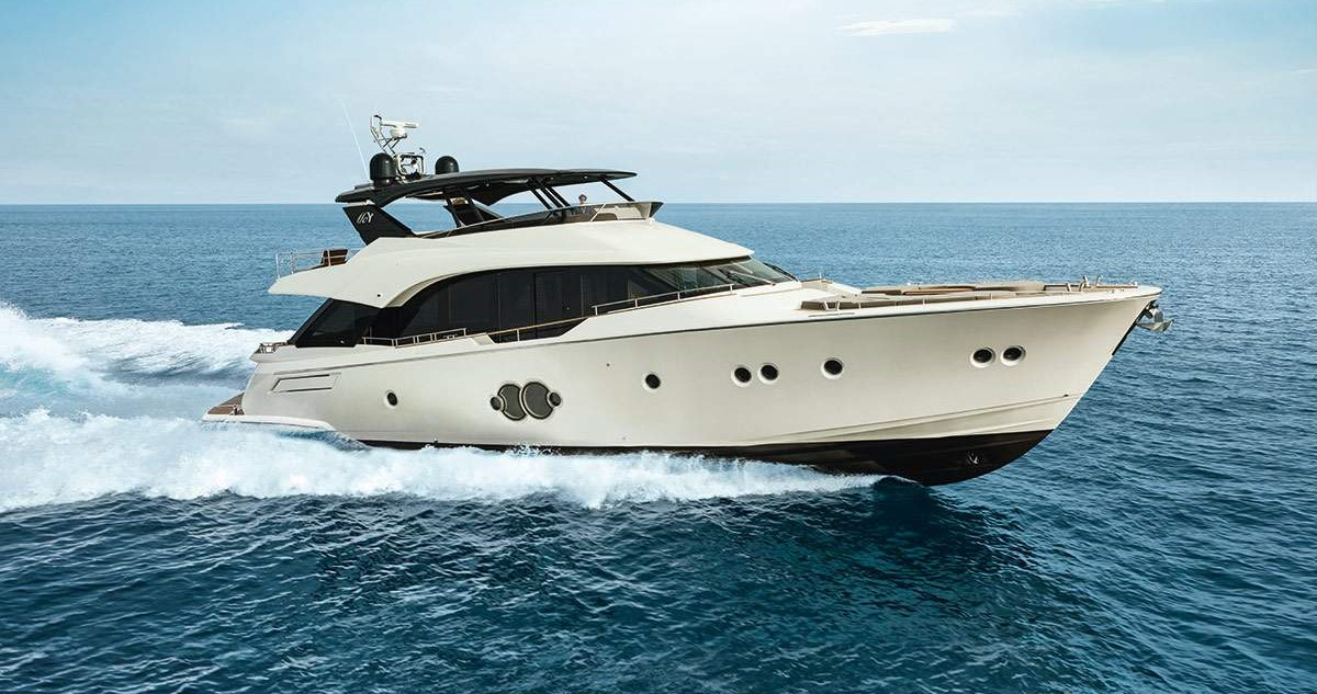 Used Monte Carlo Yachts For Sale View Yachts SYS Yacht