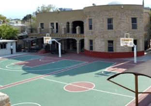 chapito basketball game