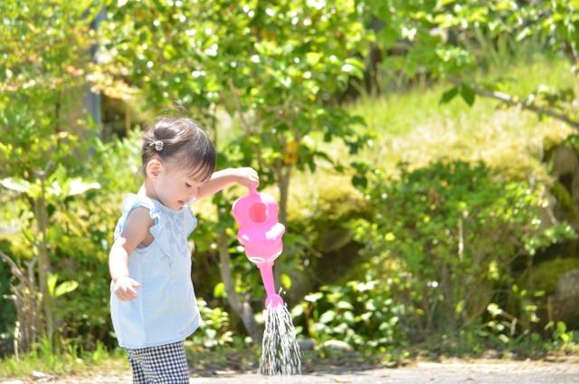 子供の紫外線対策