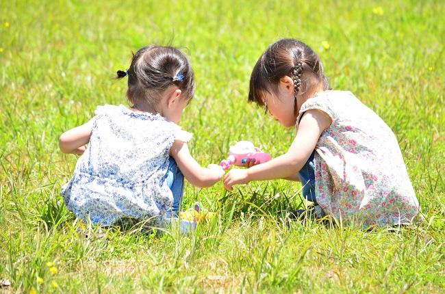 幼稚園児の仲間はずれ対応策