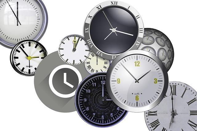予定変更が多い方必見!手帳を使った時間管理術
