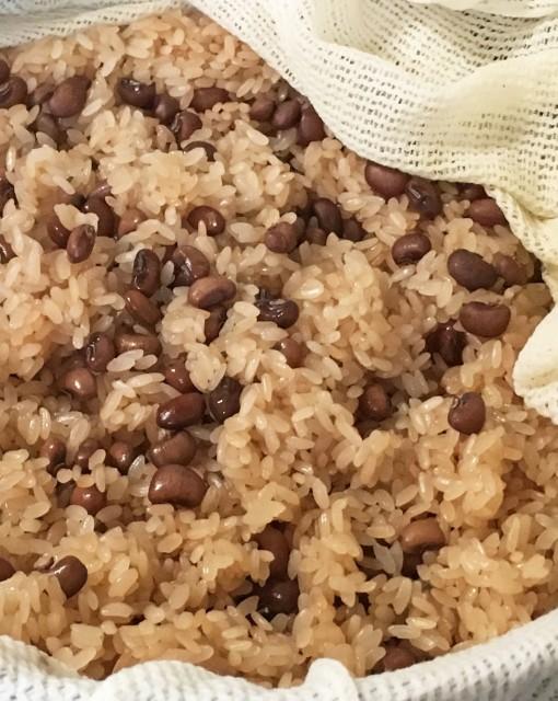 もち米を水につける時間はおはぎやおこわ 赤飯 おもちで違う