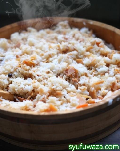炊き込みご飯の保存は冷蔵庫?常温や炊飯器の保温もOK?