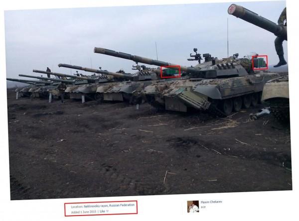 Александр Журавлев на T-80 Перебрасывают к границе