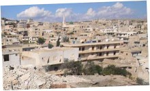 В небе над Алеппо