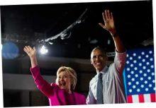 Обама уверен в готовности Клинтон