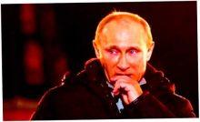 Путин испугался