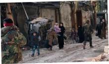 Порнография вокруг Алеппо