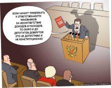 Депутаты отказались изымать имущество