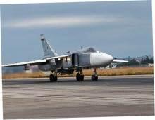 Разбился российский Су-24