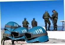 План по размещению миротворцев