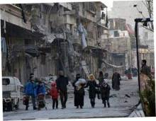 О гибели 20 мирных сирийцев
