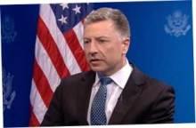 Волкер анонсировал санкции