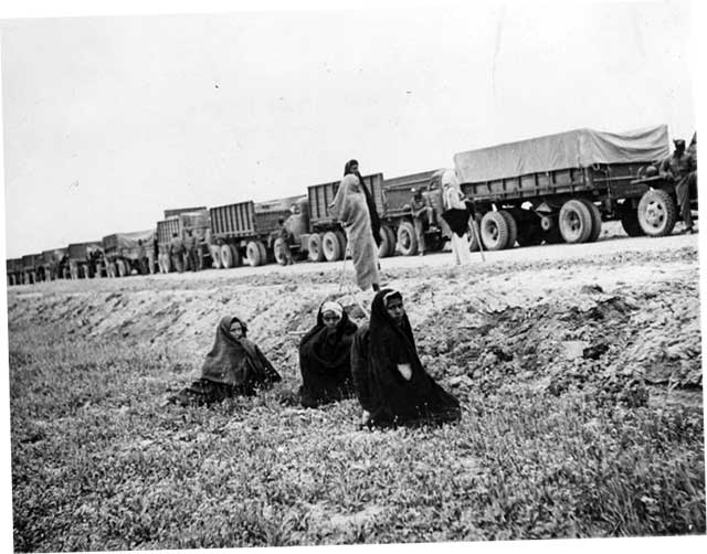 Мы не производили в военные годы свои локомотивы