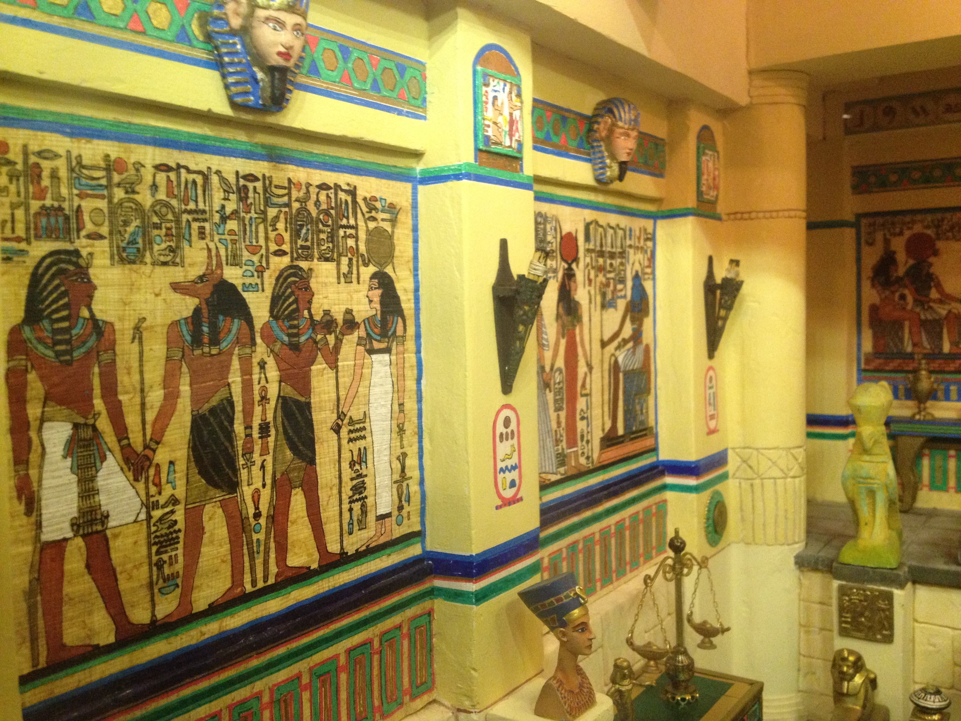 Images About Egyptian Art Amp Decor