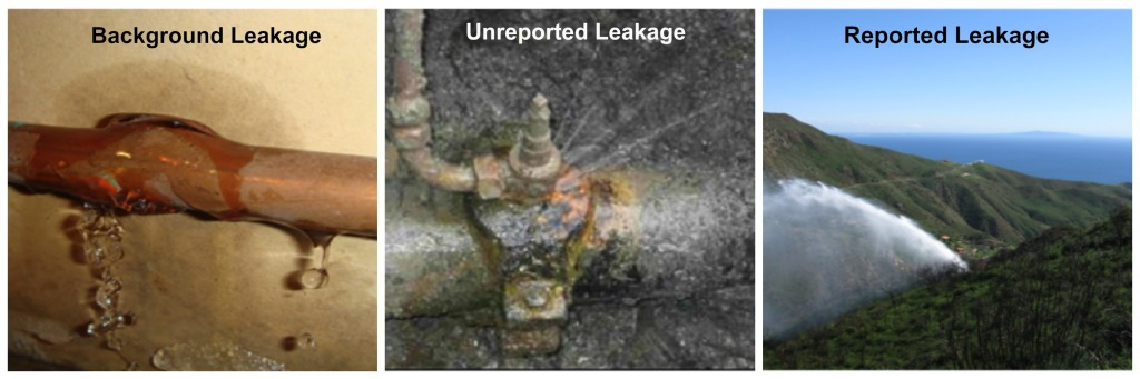 SYZERGY - Types of Water System Leaks