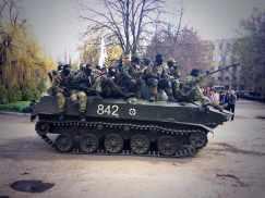Szlavjanszk április 16 - 2