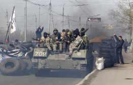 Szlavjanszk április 16 - 8