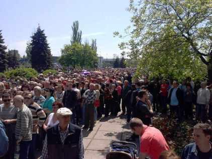 Mariupol népszavazás 1