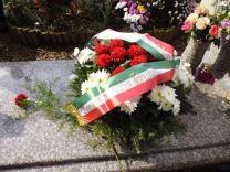 Stiaszni Éva sírja 2014.10.26-án - 3