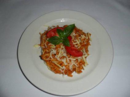 Bolognai Spagetti - Csülök étterem