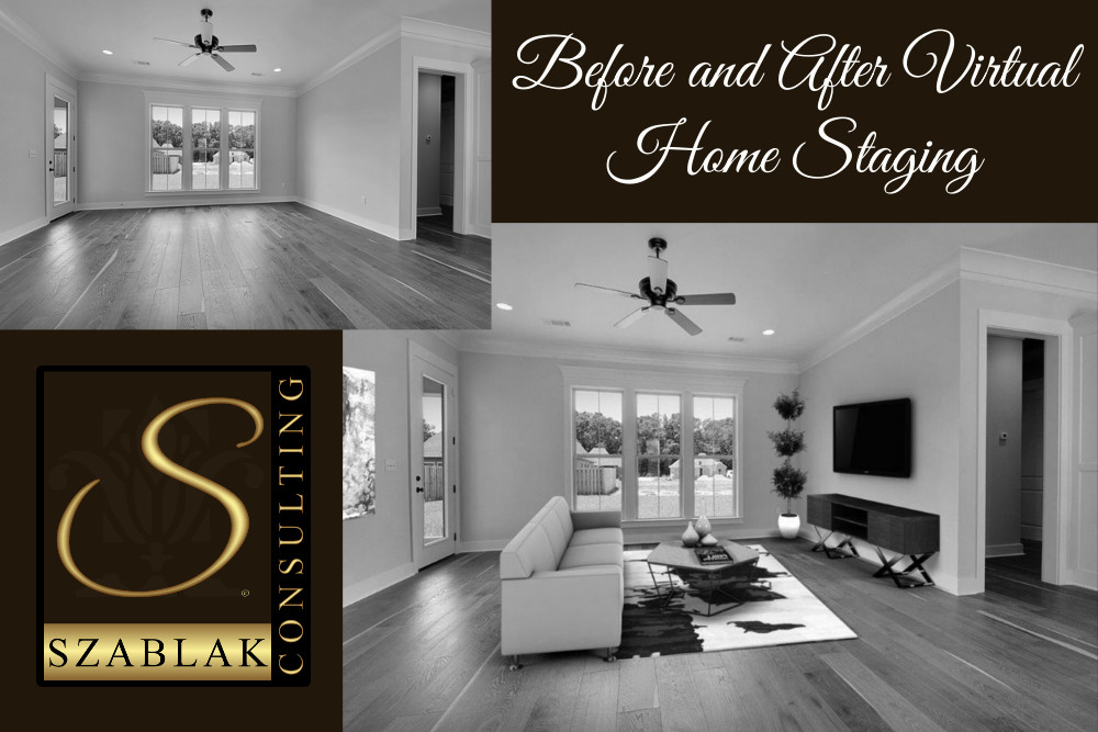 Using Digital Home Staging to Boost Real Estate Sales