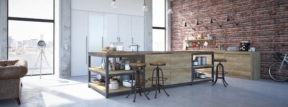 Kuchnie industrialne