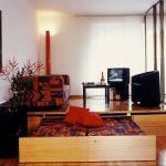 Letto colonna Residence Le Corti - dizájn szoba ágy