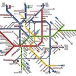 metrótérkép